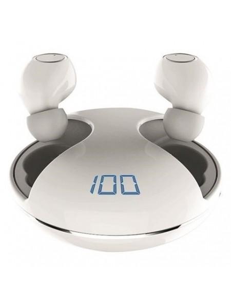 Навушники 2E RainDrops Х True Wireless Waterproof Mic White