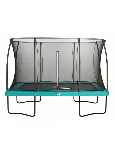 Батут Salta Comfort Edition прямокутний 366x244 см Green (5093G)