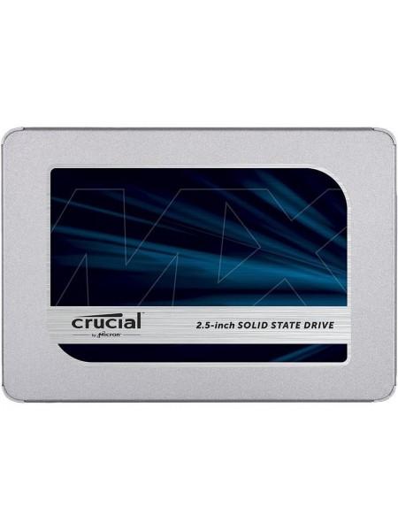"""Твердотільний накопичувач SSD 2.5"""" Crucial MX500 250GB SATA 3D TLC"""