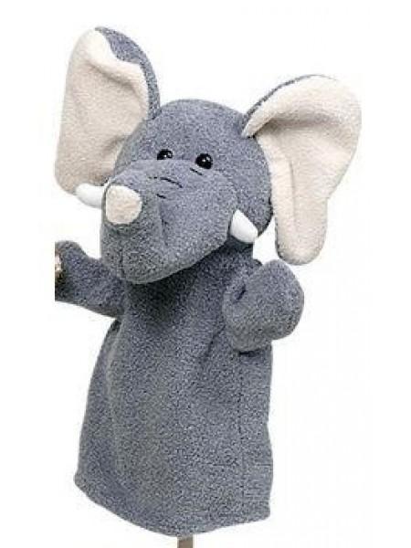 Лялька-рукавичка goki Слон 15354G-3