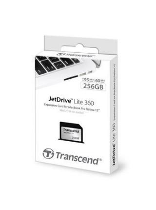 "Карта пам'ятi Transcend JetDrive Lite 256GB Retina MacBook Pro 15"" Late2013-Middle2015 (TS256GJDL360"