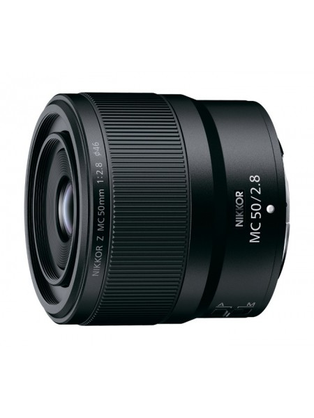 Об'єктив Nikon Z NIKKOR MC 50mm f/2.8