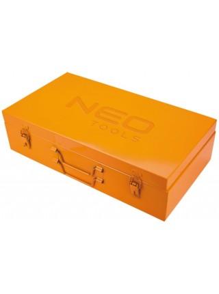 Паяльник NEO для пластикових труб, 1200 Вт, 16-110мм, PTFE-покриття, 260 °, 6.9кг, кейс