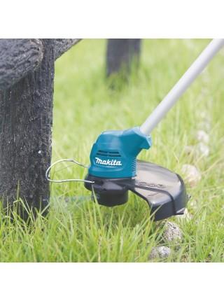 Тример садовий Makita UR100DWAE акумуляторний CXT, 10.8 В 2х2ач, 230мм, 3 кг (UR100DWAE)