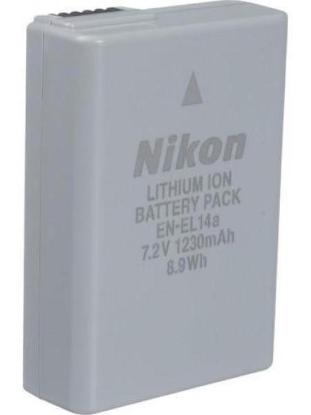 Акумулятор Nikon EN-EL14a (VFB11408)