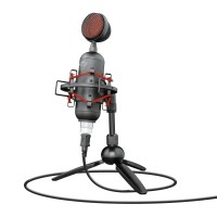 Trust GXT 244 Buzz USB Streaming Microphone Black