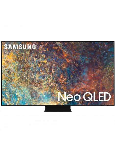 """Телевiзор 85"""" Neo QLED 4K Samsung QE85QN90AAUXUA Smart, Tizen, Black"""