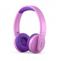 Philips Kids TAK4206 On-ear Colored light panels[Pink]