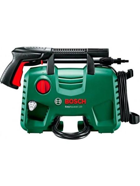 Мийка високого тиску Bosch EasyAquatak 120, 1500Вт, 120 бар, 350 л/год, 4 кг (0.600.8A7.901)