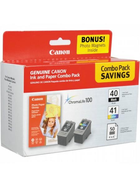 Набір картриджів Canon PG-40+CL-41 MultiPack (0615B043AA)