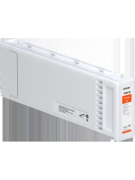 Чорнила Epson GS3 Orange T891800 700mL (C13T891800)