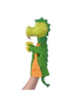 Лялька-рукавичка goki Дракон 51794G
