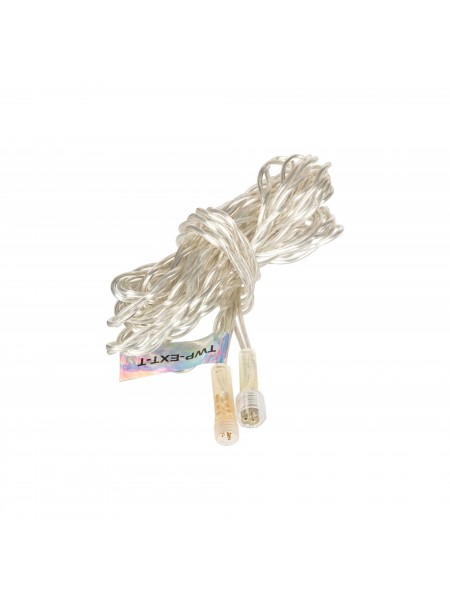Подовжувач кабелю Twinkly Pro AWG22 PVC кабель, 5м, прозорий