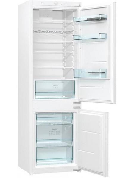 Вбуд. холодильник з мороз. камерою Gorenje RKI4181E3, 177х55х54см, 2 двері, 187( 71)л, А+, FrostLess