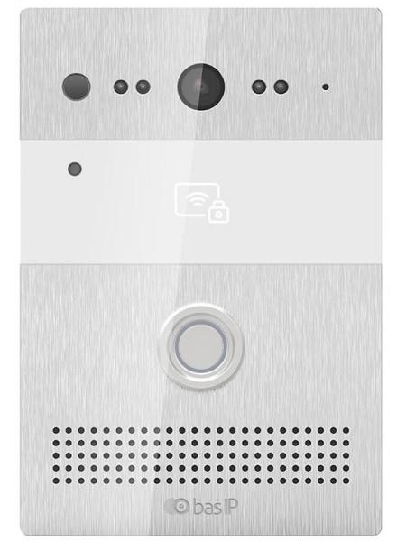 IP панель виклику BAS-IP AV-07B біла