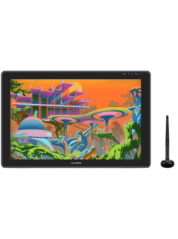 Huion Графический планшет Huion Kamvas Pro 22 USB Black