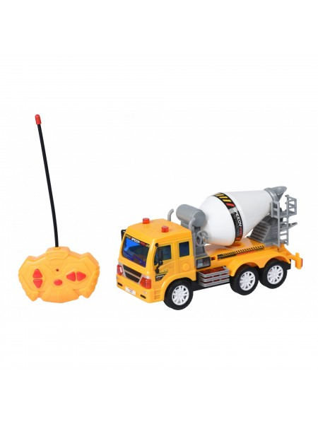 Машинка на р/к Same Toy CITY Бетономешалка F1602Ut