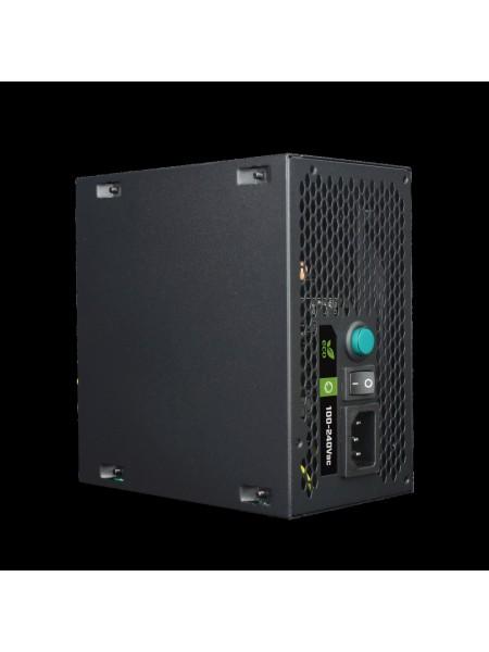 Блок живлення ATX 500W, коробочний, APFC, 12см в Gamemax VP-500