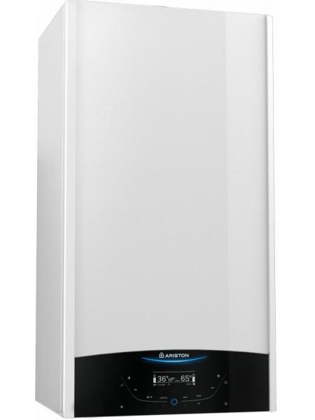 Котел газовий Ariston Genus XC 30 FF NG, двоконтурний, турбований, сенсор, 30 кВт
