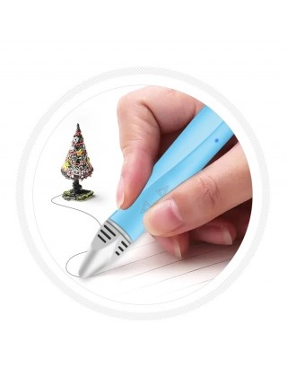 Ручка 3D Dewang D12 рожева (PLA)