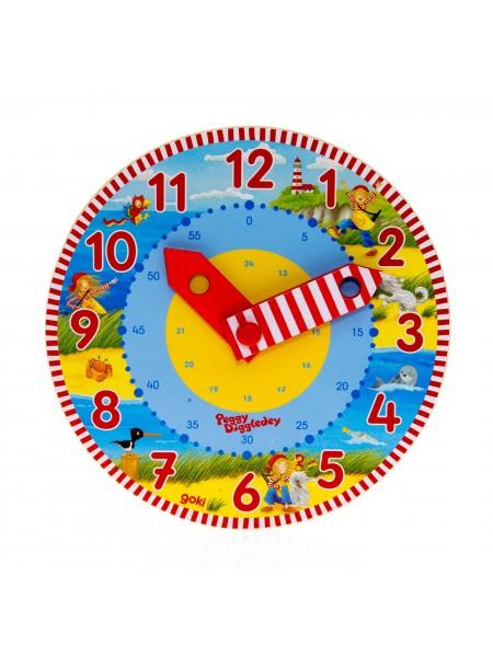 Годинники goki Вивчаємо час 58526