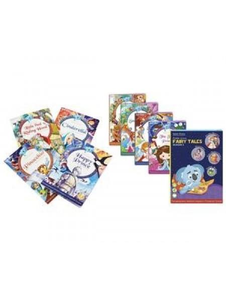 """Набір інтерактивних книг Smart Koala """"Казки"""" ( 1, 2 сезон)"""