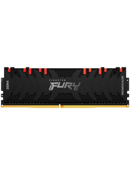 Пам'ять до ПК Kingston DDR4 4000 8GB FURYRenegadeRGB