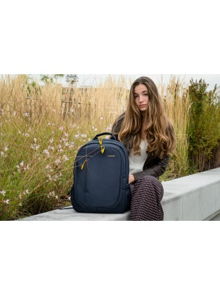 "Рюкзак для ноутбука Tucano BIZIP 17"", синій"