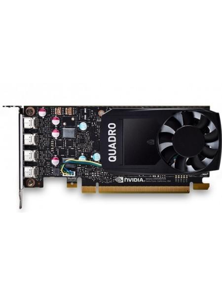 Відеокарта PNY QUADRO P620 2GB 4mDP/4DP+1DVI (VCQP620V2-PB)