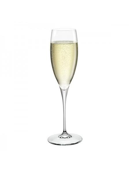 Набір келихів Bormioli Rocco PREMIUM 3 для шампанського, 6*250 мл