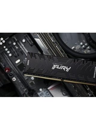 Пам'ять до ПК Kingston DDR4 3000 8GB FURYRenegadeBlack