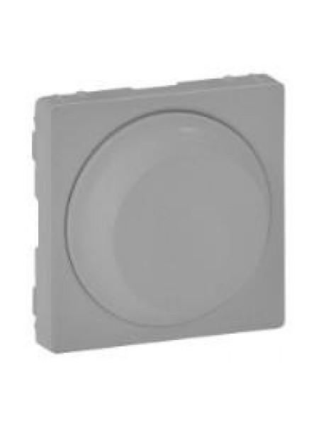 Valena Life - Лицьова панель - для світлорегулятора з поворотною ручкою - алюміній