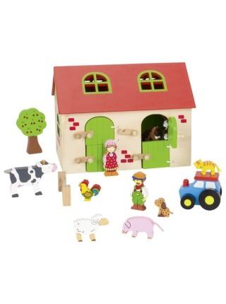 Будиночок goki Моя ферма 58497G