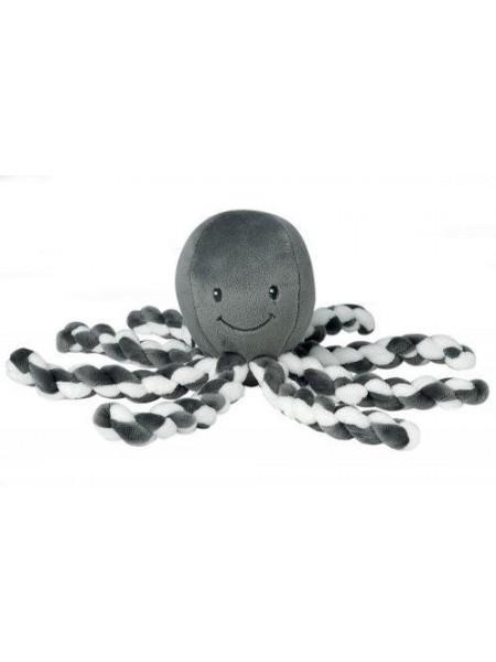 Nattou М'яка іграшка Лапіду Восьминіг Сірий 878739