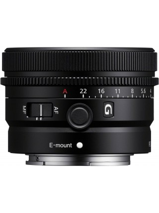 Об'єктив Sony 40mm, f/2.5 G для камер NEX