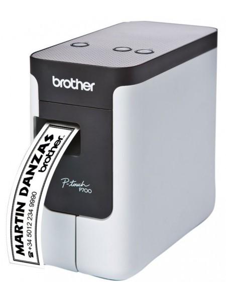Принтер для друку наклейок Brother PT-P700