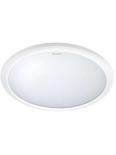 Світильник стельовий Philips 31817 LED 12W 6500K IP65 White