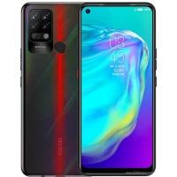 Смартфон TECNO Pova (LD7) 6/128Gb Dual SIM Dazzle Black (4895180762468)