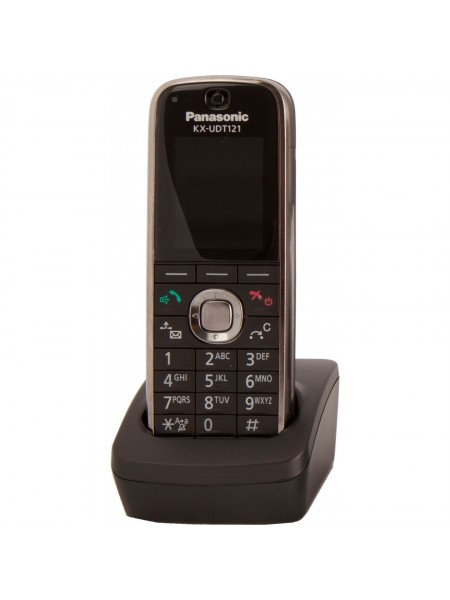 Системний IP-DECT телефон Panasonic KX-UDT121RU, для БС UDS124