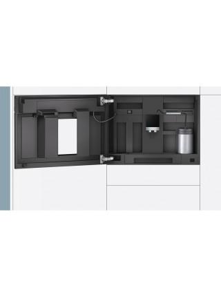 Вбудовувана кавоварка Siemens CT636LEW1 -19Бар/1600Вт/дисплей/білий