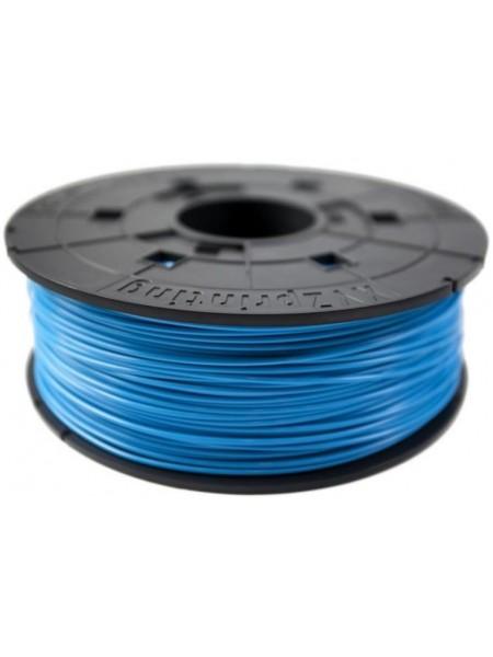 Котушка з ниткою 1.75мм/0.6кг PLA(NFC) XYZprinting Filament для Junior, miniMaker, Nano синій (RFPLC