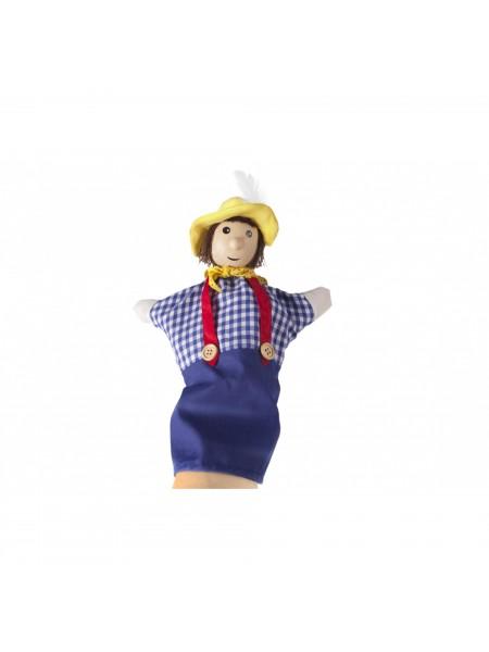 Лялька-рукавичка goki Сеппл 51998G