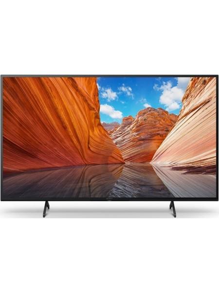 """Телевiзор 65"""" LED 4K Sony KD65X81JR Smart, Android, Black"""
