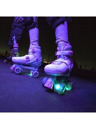 Ролики Neon COMBO SKATES Бірюзовий (Размер 30-33)