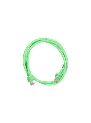 Патч-корд 2E Cat 6,UTP,RJ45, 26AWG ,7/0.16 Cu, 1.00 m,PVC, Green