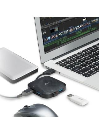 4-портовый портативный USB концентратор TP-LINK UH400