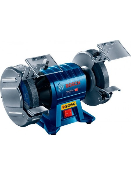 Верстат точильний Bosch GBG 60-20, 600Вт, коло 200*25мм, 15кг (0.601.27A.400)