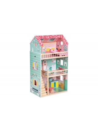 Ляльковий будиночок Janod Щасливий день J06580