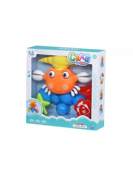 Іграшки для ванної Same Toy Puzzle Crab 9903Ut