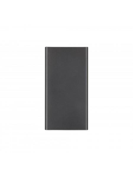 Портативний зарядний пристрій 2Е 10000mAh, Metal surface, DC 5V, 2.1A, black (2E-PB1002-BLACK)
